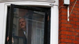 Wegen US-Wahl: Ecuador stellt Assange das Internet ab