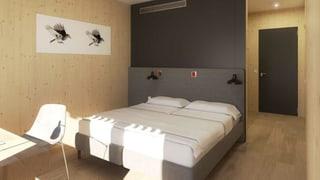 Neue Gästebetten für Klosters