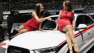 «Genfer Automobilsalon ist eine Show für ‹Benzinköpfe›»