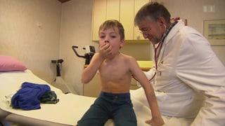 Keuchhusten trotz Impfungen auf dem Vormarsch
