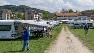 Berner Regierungsrat sucht Standplätze: «Wir lassen nicht locker»