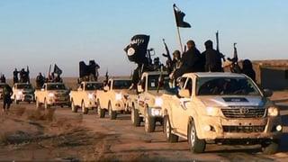 Eskalation im Irak erfasst die Nachbarländer