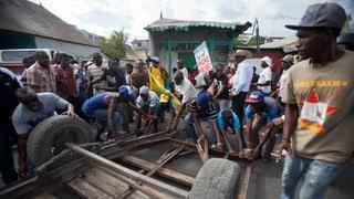 Fünf Jahre nach dem Beben ist Haiti noch immer politisch instabil