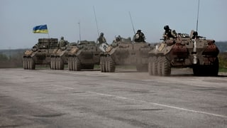 «Die Ukraine riskiert, auf die eigenen Leute zu schiessen»