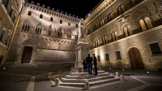 Bank Monte dei Paschi: Staat dürfte einspringen
