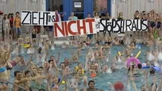 Verein Badi Rheinau prüft den Kauf des Hallenbades