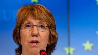 EU sagt Nein zu Verhandlungen