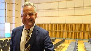 Matthias Michel soll den Ständeratssitz verteidigen