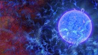 Astronomen entdecken Signale der ersten Sterne