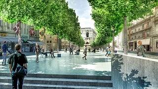 Bubenberg-Denkmal soll einer Passage Platz machen (Artikel enthält Audio)