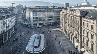 Euro-Turbulenzen: Gelassene Gewerbler an der Bahnhofstrasse