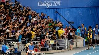 Daegu 2011: 40 Prozent aller Athleten gedopt?