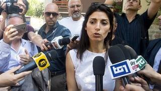 Missglückter Start für Roms erste Bürgermeisterin