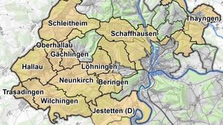 Im Dezember 2016 unterzeichen über zwei Dutzend Gemeinden den Vertrag.