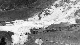 Tod im Eis: Die Katastrophe von Mattmark