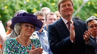 Beatrix und Willem-Alexander: So läuft die Thronübergabe ab