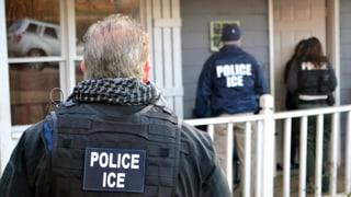 USA: Tar razzias arrestà tschients immigrants