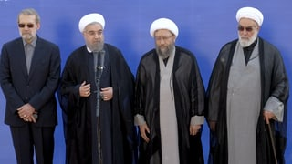 Irans Wächterrat ratifiziert Atomabkommen