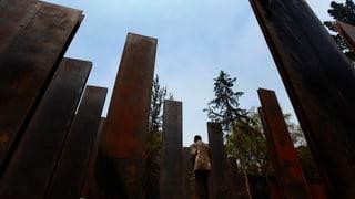 Mexiko baut Denkmal mit Geld von Drogenkartellen