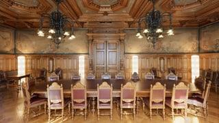 «So oder andersch» - vom Gotthardbahngebäude zum Bundesgericht