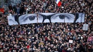 Zum Nachlesen: Der Liveticker zum Gedenkmarsch in Paris