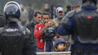 Kroatien soll Flüchtlinge illegal abschieben