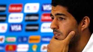 Suarez entschuldigt sich bei Chiellini