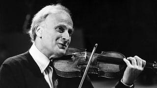 Grenchen, nicht Gstaad, hat Yehudi Menuhin damals eingebürgert