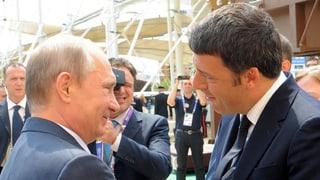 Benvenuto, signor Putin!