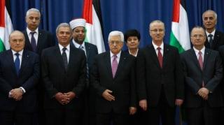 In Palästina regiert wieder eine Einheitsregierung