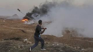Während Israel den US-Support feiert, seien die Palästinenser tief gespalten, sagt SZ-Korrespondentin Föderl-Schmidt.
