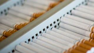 Keine neutralen Zigarettenpäckli in der Schweiz