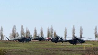 Putin ruft seine Truppen zurück