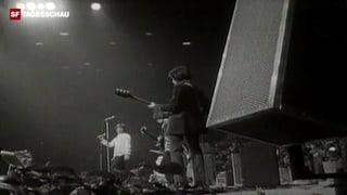 1967 spielten die Stones im Zürcher Hallenstadion. Ein Blick auf diesen legendären Abend.