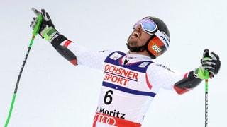 Aur austriac per Hirscher da slalom gigant