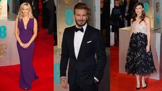 BAFTAS: Knightley zeigt Babybauch und Witherspoon ihr Dekolleté