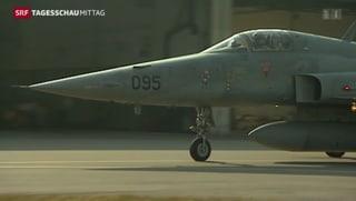 Fliegt der Tiger F-5 vielleicht doch länger?