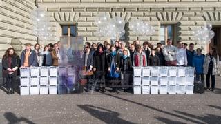 Dapli glisch – l'iniziativa per transparenza politica è inoltrada