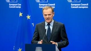 «Unser Donald» in Brüssel