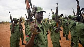 Gefechte im Südsudan dauern an