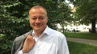 Martin Landolt kämpft für den BDP-Sitz