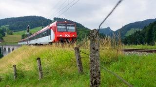 Südostbahn fährt für die SBB
