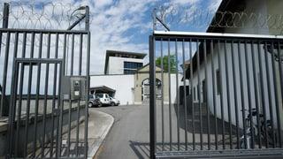 Dafür streiken die Häftlinge auf dem Thorberg