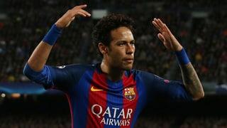 Endlich fix: Neymar wechselt zu PSG
