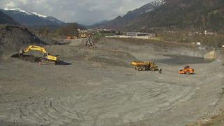 Val Parghera: emprima badigliada per sistem da protecziun nov
