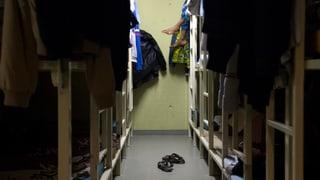 Kontroverse um Zivilschutzanlagen als Unterkunft für Flüchtlinge