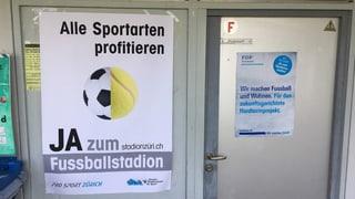 Stadt Zürich lässt illegale Plakate wieder abnehmen