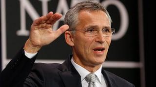 Eindringliche Worte der Nato an Moskau