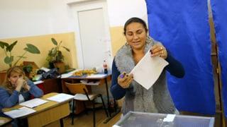 Rumänien wählt seinen Präsidenten