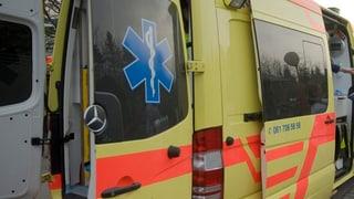 Fislisbach: Verspätete Ambulanz wegen eines Missgeschicks?